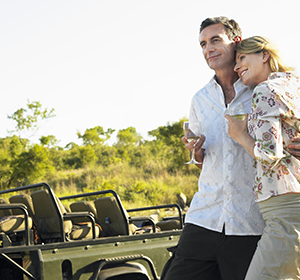 Safari Club - Couples Safaris