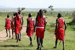 Safari Club Region - Kenya Masai Mara Warriors