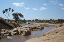 Safari Club Region - Kenya Shaba Sarova Game Lodge