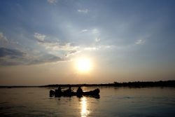 Safari Club Region - Zambia Lower Zambezi Canoeing
