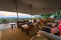 Safari Club Classic Accommodation - Busanga-Bush-Camp