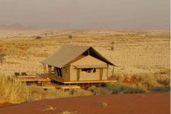 Safari Club Premium Accommodation - Wolwedans_Dunes_Camp