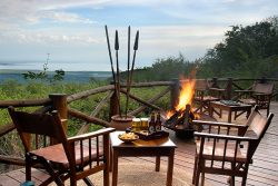 Safari Club Entry Accommodation - Kirurumu Manyara Lodge