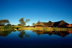 Safari Club Classic Accommodation - Okonjima Luxury Bush Camp