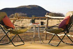 Safari Club Entry Accommodation - Okonjima Plains Camp