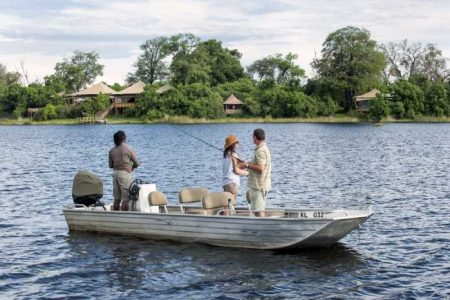 Safari Club - Fishing