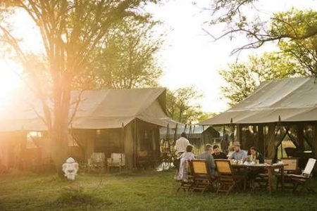 Safari Club - Mobile Camping