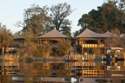 Safari Club Premium Accommodation - DumaTau_Camp