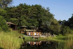 Safari Club Entry Accommodation - Kanana_Camp