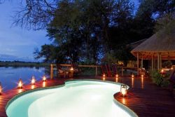 Safari Club Classic Accommodation - Kwando_Lagoon_Camp