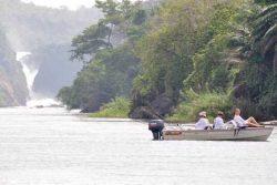Safari Club Classic Accommodation - Murchison-River-Lodge-Uganda
