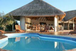 Safari Club Classic Accommodation - Nxai_Pan_pool