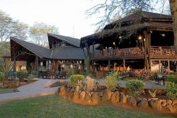 Safari Club Entry Accommodation - Ol_Tukai_Lodge