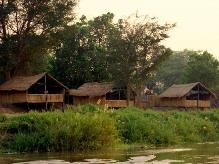 Safari Club Entry Accommodation - Buffalo_Camp