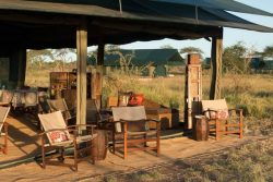 Safari Club Entry Accommodation - Chaka_Camp