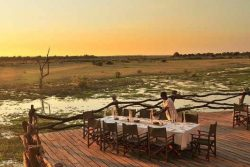Safari Club Entry Accommodation - Kafunta_River_Lodge