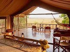 Safari Club Entry Accommodation - Katavi_Wildlife_Camp