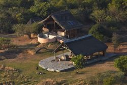 Safari Club Entry Accommodation - Konkamoya_Lodge