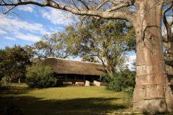 Safari Club Entry Accommodation - Mvuu Camp