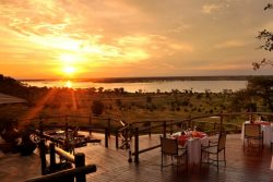 Safari Club Classic Accommodation - Ngoma_Safari_Lodge_Deck_View