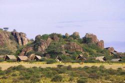 Safari Club Entry Accommodation - Olduvai-Camp