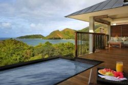 Safari Club Classic Accommodation - Raffles-Praslin-Seychelles