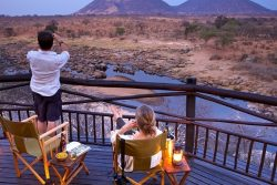 Safari Club Entry Accommodation - Ruaha_River_Lodge