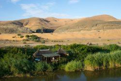 Safari Club Premium Accommodation - Serra_Cafema_Camp _Wilderness_Safaris