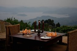 Safari Club Premium Accommodation - Volcanoes_Virunga_Lodge