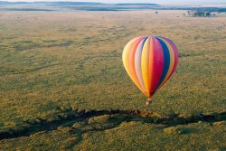 Safari Club - Ballooning over the Maasai Mara