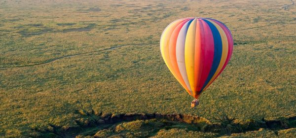 Safari Club - Ballooning over the Maasai Mara