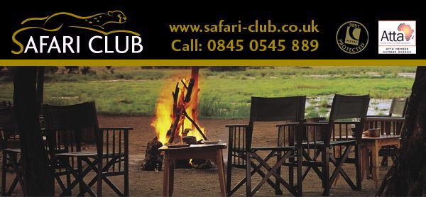 Safari Club - Christmas Newsletter 2016