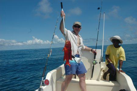 Fishing – Manda Bay