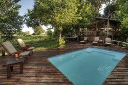 Safari Club Classic Accommodation - Kwando Little Kwara Camp