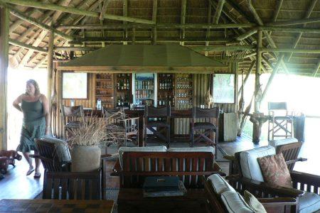 Botswana Lebala Camp in Kwando