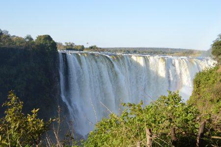 Main falls Victoria Falls