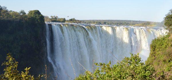 Safari Club - Main falls Victoria Falls