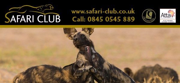 Safari Club - May Newsletter 2017