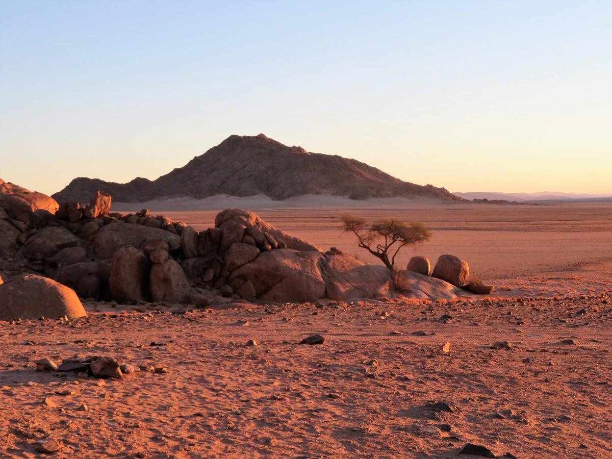 Namib Desert View