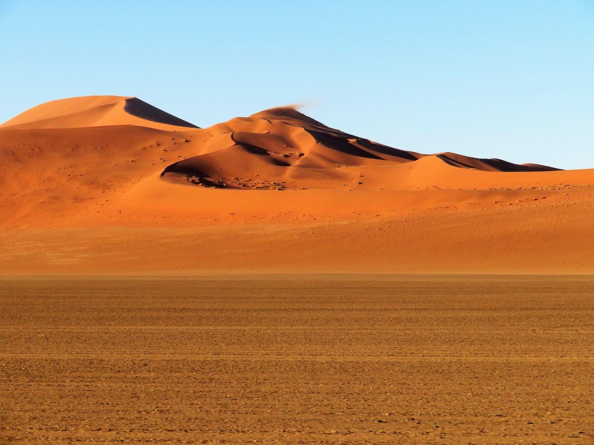 Red Dunes of Namibia