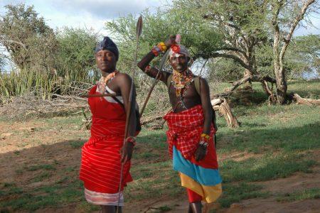 Samburu Tribesmen – Samburu