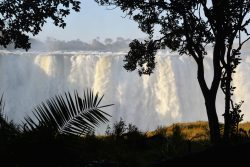 Safari Club Photos - Victoria Falls in spate