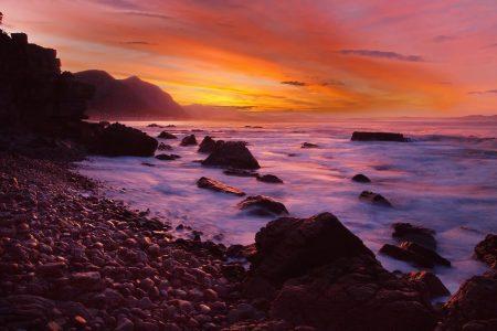 Western Cape sunset 3