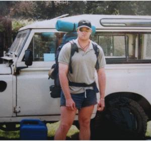 Safari Club - Back-packing